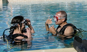 Discover Scuba with Dive Experience